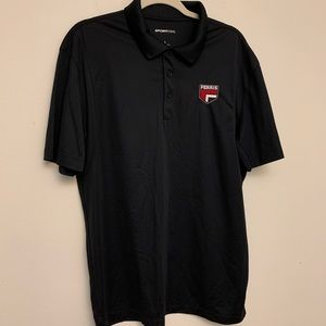 Ferris brand golf style polo shirt, Sz Large